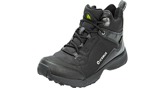 """Icebug W's Pace2 BUGrip GTX Shoes Black"""
